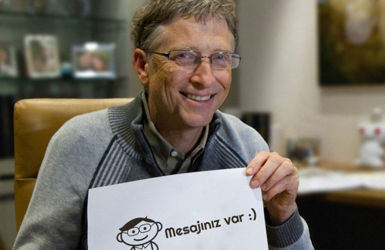 """Bill Gates'ten Mesaj Var! """"Bunları Herkes Okusun!"""""""