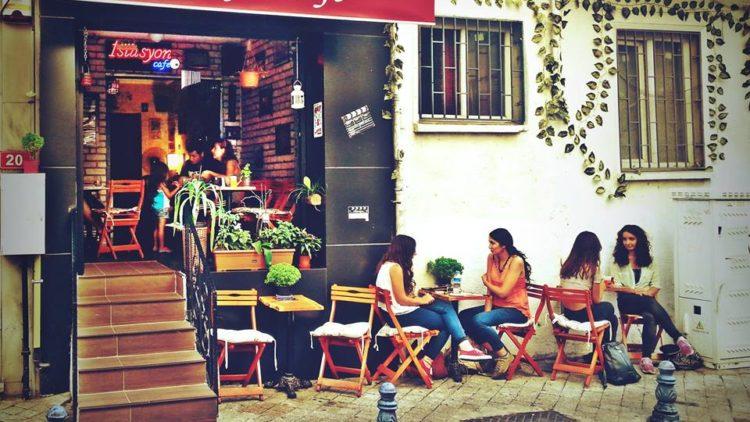 İstanbul Etiket Noktası – İstasyon